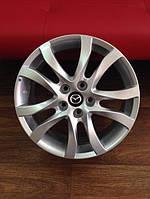 Диски Mazda 3 NEW R16 Оригинальные параметры