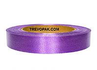 Лента флористическая для цветов (2 см х 50 м) фиолетовая