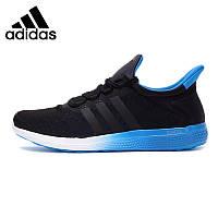 Кроссовки мужские adidas BounceCHILL черные с синим , фото 1