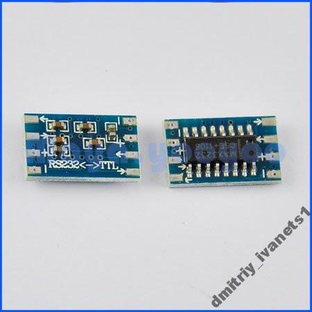 Адаптер MAX3232 TTL - COM RS232