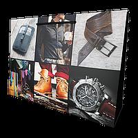 Пакет подарочный 24,5*35*10 см. , фото 1