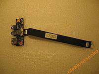 Плата аудио USB Asus K53B