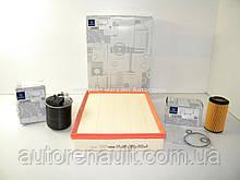 Комплект фильтров на Мерседес Спринтер 906 2.2CDI (OM 651) 2006-> MERCEDES-BENZ (Оригинал) 0001806309