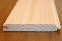 Вагонка деревянная 1 сорт 14х90х2500/3000