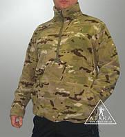 Флисовая Куртка Анорак Атака