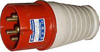 Вилка 025 3Р+РЕ+N 32А 380В IP44 ІЕК