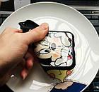 Чехол силиконовый 3D Mickey Mouse Kiss Glass Silicone Mirror Case для iPhone 6/6S Plus, фото 6