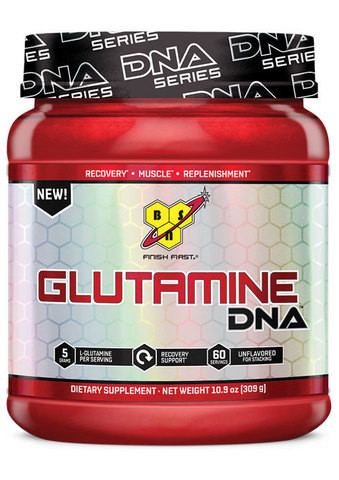 Глютамин BSN DNA Glutamine Unflavored 300 g