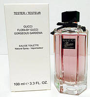 Gucci Flora Gorgeous Gardenia edt 100 ml. w оригинал Тестер