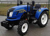 Трактор DONGFENG DF-244D LUX (24 л.с., 3 цил., 4х4, ГУР, новый дизайн)