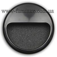 Ручка MD 6130  врезная (черная)