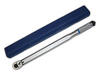 Ключ динамометрический KRT-50350 1/2` пласт.фут