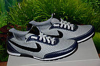 Кроссовки сетка кожа М37бс Nike размер 42 распродажа