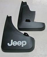 Брызговики компл(4шт.) LUX Jeep Compass