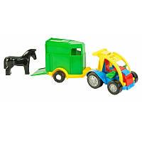 Tigres авто-багги с прицепом (wader) 39227