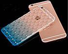 Luxury Gradient Rhinestone Case Blue для iPhone 5/5s, фото 2
