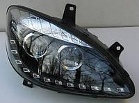 Фары оптика передние Mercedes Viano Vito LUX