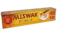 Зубная паста Miswak GOLD 120+50 г Dabur