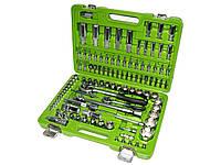 Набор инструментов и ключей 108 пр. НГ-4108П-6 Alloid (6-гран) для авто в машину Автоинструменты
