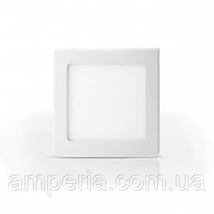 Евросвет Светильник LED-R-90-3 3Вт 4200К круг Встраиваемый 90мм, фото 2