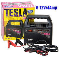 Зарядное устройство PULSO 6-12V 4A/10-60AHR светодиод Зарядное устройство для аккумулятора авто