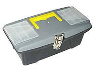 Ящик для инструмента пласт. маленький 13,5`
