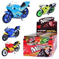 Игрушечный мотоцикл M 2010912 B