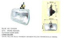 Фары дополнительные DLAA 9837 W (2шт)