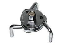 Съемник фильтра краб 64 - 120 мм, прямой Alloid