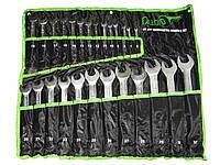 Набор ключей рожково-накидных 26шт.6-32 мм ALLOID