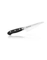 Обвалочный нож,  сталь 1K6, 145мм, лам.дерево рукоять