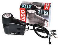 Автомобильный компрессор COIDO 2116 (300psi) автомобильный насос для подкачки шин от прикуривателя