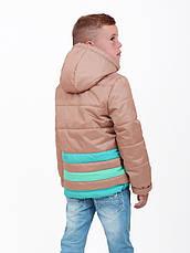 Детская весенняя куртка на мальчика Luxik, фото 3
