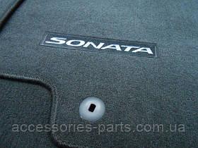 Коврики в салон  Hyundai Sonata SE GLS  Комплект Новый Оригинал
