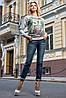 Городской женский свитшот, фото 2