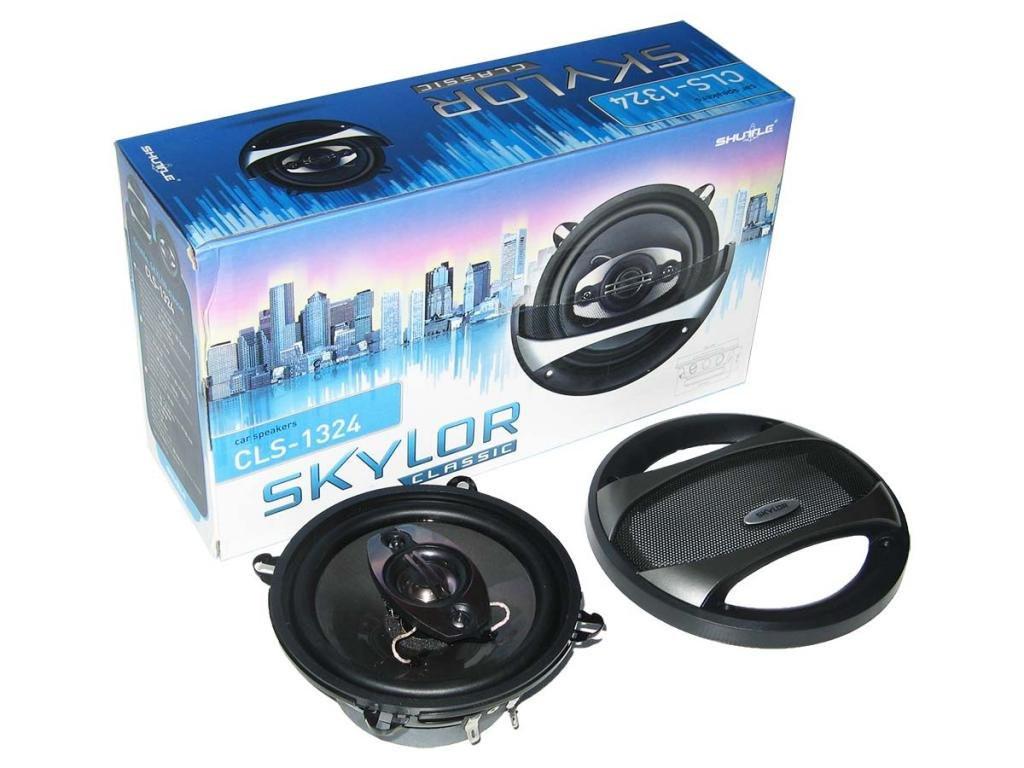 Колонки динамики акустика SHUTTLE CLS-1324 13см на для в авто машину