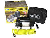 Автомобильный компрессор Торнадо КА-Т12181 150psi/14Amp/35 автомобильный насос для подкачки шин от прикуривателя