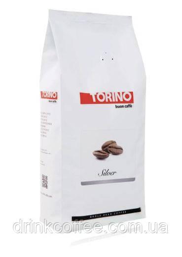Кофе Torino Silver, 100% Арабики, 1кг