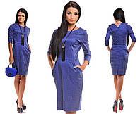Платье для офиса 21- 5124