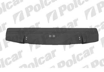 Захист двигуна передня частина, пластина на Renault Trafic 1.9 dCi 2001->2006 — Polcar (Польща) - 602634-6