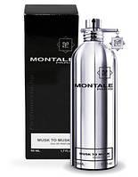 MONTALE MUSK to MUSK edp U 50