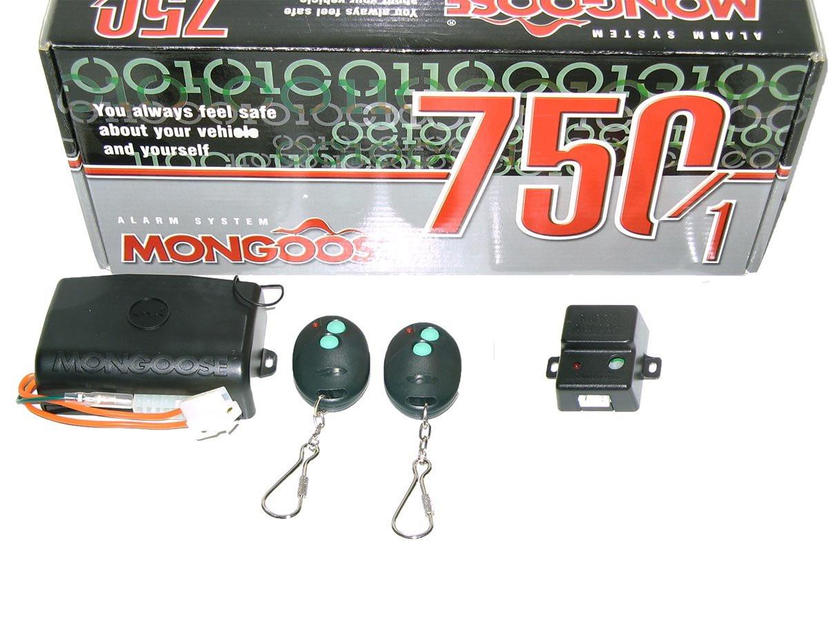 Сигнализация MONGOOSE 750/1