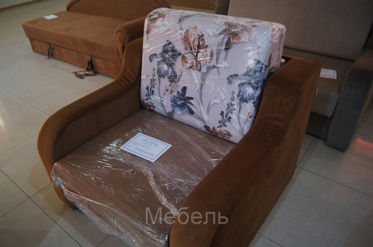 Кресло-кровать Мустанг 700  Феникс 0 категория ткани