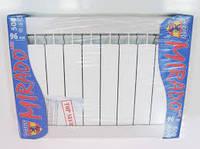 Алюминиевый радиатор 96/500 Mirado/Diva