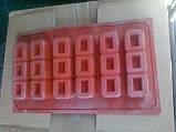 Харчова, термостійка силіконова форма для випічки, виготовлення., фото 3