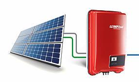 Комплект сонячної системи для зеленого тарифу на 5 кВт