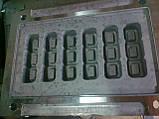 Харчова, термостійка силіконова форма для випічки, виготовлення., фото 5