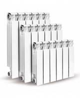 Алюминиевый радиатор 80/500 Summer/Ekvator