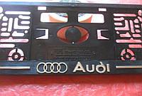 Рамка под номер книжка AUDI