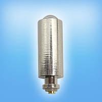 Галогенная лампа WA03400 2.5V для отоскопов, адаптер ручек 73550, илюминаторов, США
